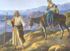 MADONNA EGITTO