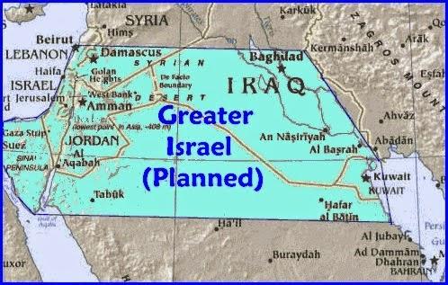 Risultati immagini per grande israele
