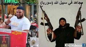 PROFUGO TERRORISTA