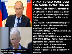 PUTIN FALSE ACCUSE