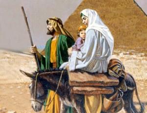 SETTE DOLORI 2 EGITTO