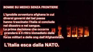AFGHANISTAN BOMBE OSPEDALE MSF