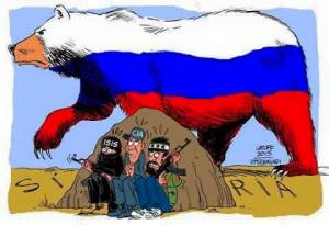 ISIS PAURA DEI RUSSI