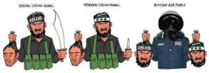ISIS RUSSI LI VINCONO