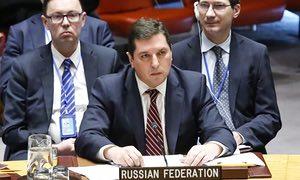 RUSSIA Vladimir Safronkov AMB.ONU