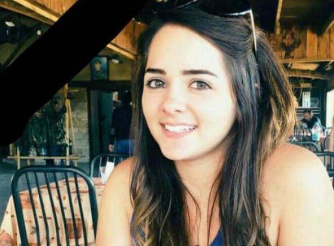 SIRIA RAGAZZA CRIST GRACE MORTA 28 APR 2017