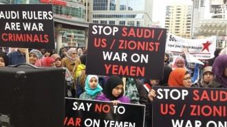 YEMEN STOP WAR ZIONIST