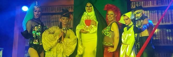 GAY PRIDE 26 06 2017 PERUGIA BLASFEMO