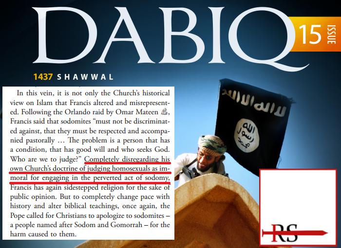 ISIS CONTRO BERGOGLIO SODOMITA.png