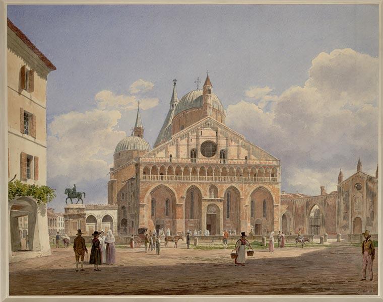 SANT'ANTONIO BASILICA 1800