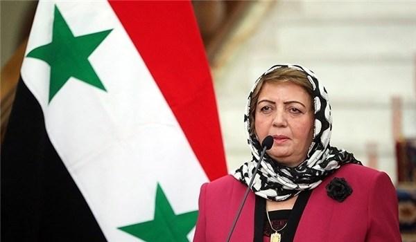 Siria Hadiya Abbas pre consiglio popolo 28 07 2017