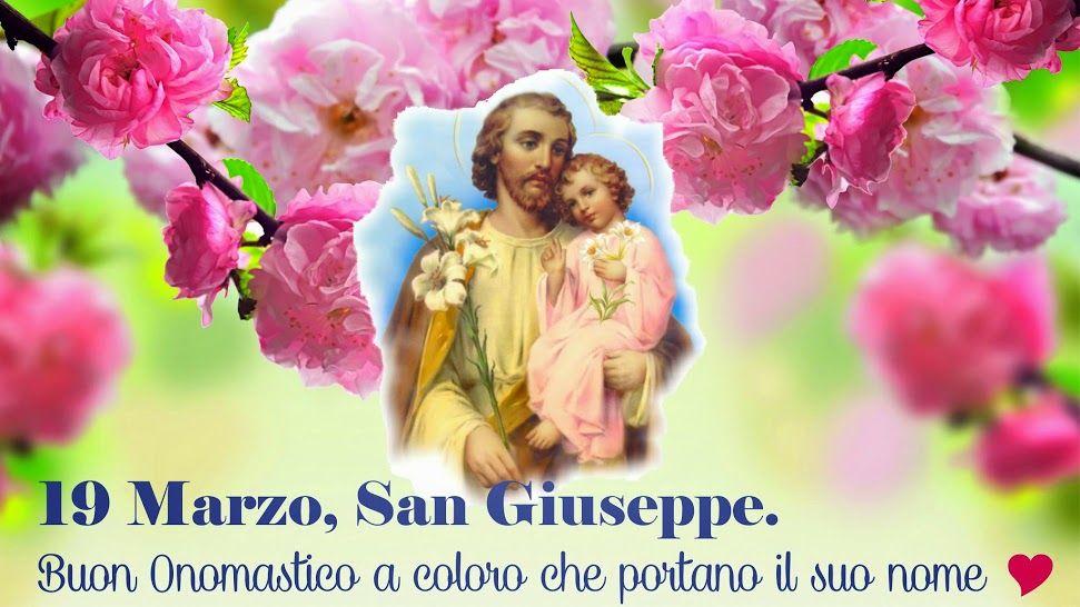 SAN GIUSEPPE ONOMASTICO